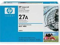 Toner HP 27A
